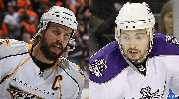 Free-agent tension: Latest on Weber, Doughty, Parise, Stamkos