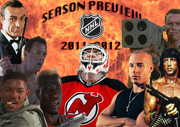 Puck Daddy Season Preview 2011-12: New Jersey Devils