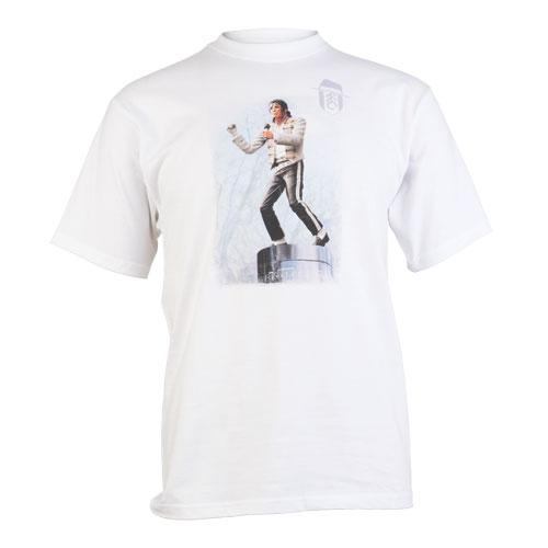 Fulham selling Michael Jackson products to go with their odd statue