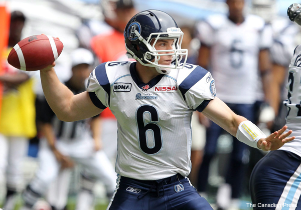 Danny Brannagan, latest Canadian casualty of QB rules
