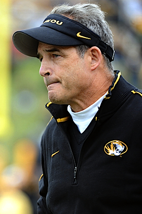 DWI brings Gary Pinkel to the crossroads at Mizzou (Updated)