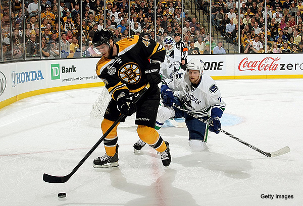 Bourne Blog: Stanley Cup has been a tale of two blue lines