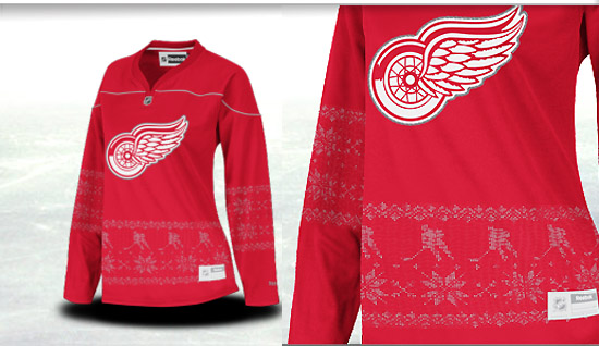 Pass or Fail: Reebok&#8217;s Fair Isle NHL jerseys, for the ladies