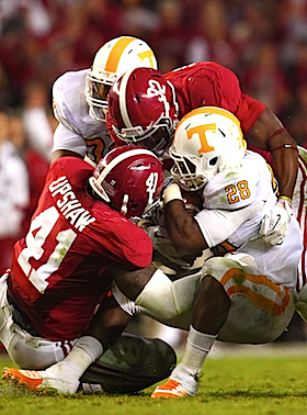 Postmortem: Offensive growing pains still a thorn in Tennessee's side