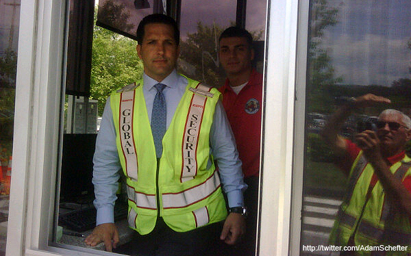 Create-a-Caption: Adam Schefter's lockout job