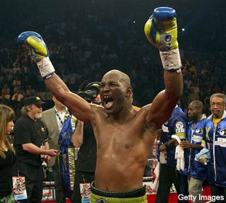 Pascal, Foreman, 'Father Time' … no one can stand in Hopkins' way as he wins the light heavyweight title