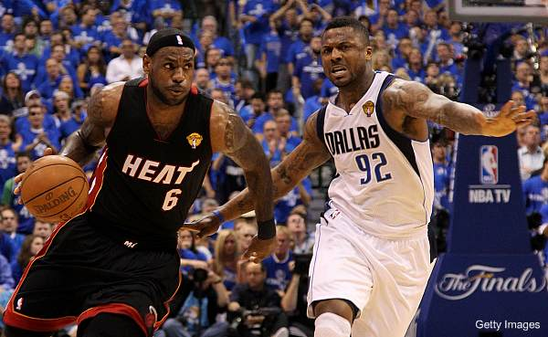 DeShawn Stevenson didn't knock LeBron on Facebook, has lots of tattoos