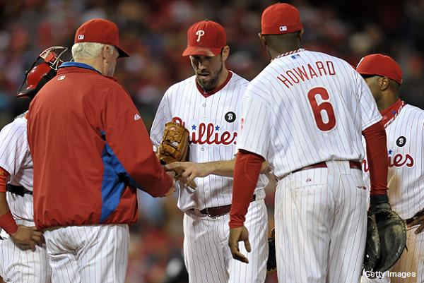 Point to ponder: Has Cliff Lee's postseason magic worn off?