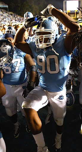 Still-talented Tar Heels get a second shot at the defense scandal snatched away