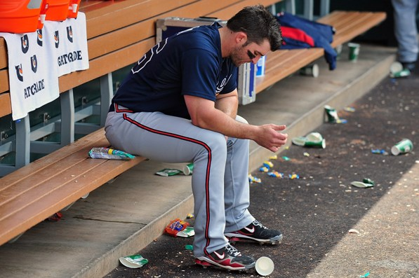 Lames: Dan Uggla, fantasy Joke of the South
