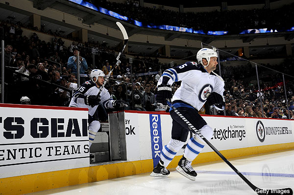 Resale ticket prices for Winnipeg Jets opener are expectedly insane