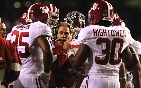 Night of the Crimson Tiger: Alabama's defense sets its own standard, and other notes