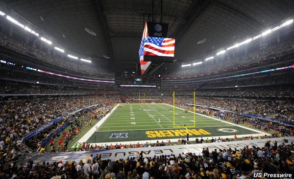 Standing room only tickets for Oregon-LSU cost more than for a Cowboys game