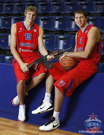 Basketball player Andrei Kirilenko: biography, personal life and interesting facts