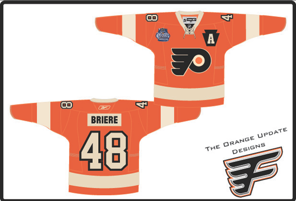 The latest Philadelphia Flyers Winter Classic jersey speculation