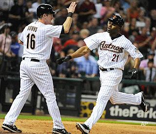 Michael Bourn supremacy: Braves add speedster from Astros