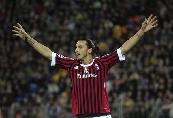 Zlatan compares himself to a Ferrari, calls everyone at Barca wusses