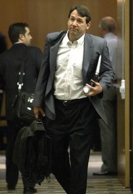 Mike Milbury denies assault claim while defending son