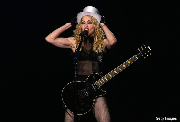Report: Madonna will perform at Super Bowl halftime show