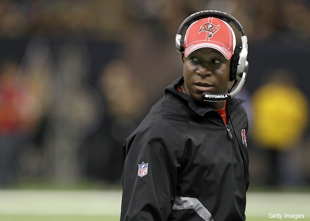 No 'Hard Knocks' for Raheem Morris and the Bucs