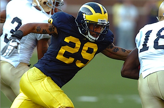 Game Day Keys: Michael Floyd welcomes Troy Woolfolk back to Michigan's hot corner