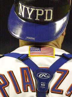 Mets' plans to wear first responder caps thwarted by MLB