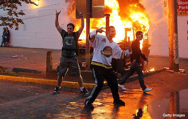 Vancouver School Board chair targets NHL, UFC roles in riots