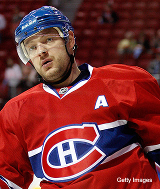 Report: Andrei Markov will stay with Canadiens on 2-year deal