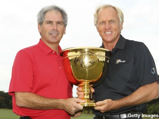 Fred Couples fires back at Greg Norman's Tiger criticism