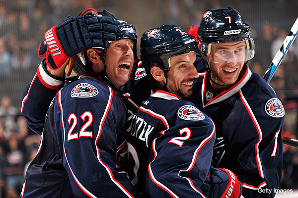 The Columbus Blue Jackets' early season disaster watch