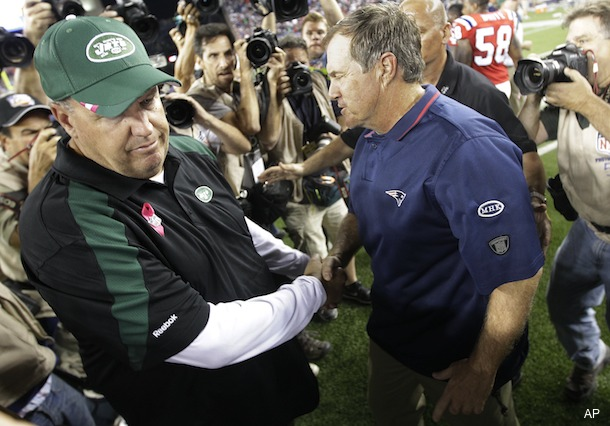 Rex Ryan will play Patriots fan in upcoming Adam Sandler movie