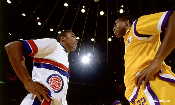 Lockout videos: Isiah Thomas and the 1988 Finals