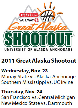 Alaska legislature tries to save historic Great Alaska Shootout
