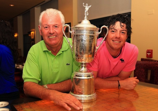 Man Utd want you to know that Rory McIlroy is a Man Utd fan