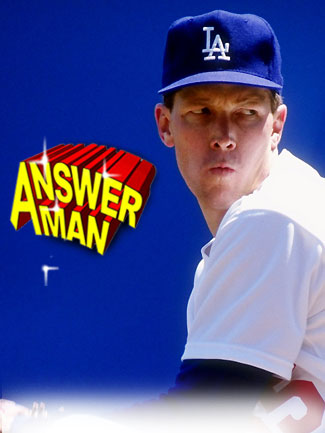 Answer Man: Orel Hershiser talks Dodgers, 'Boogie' video, juggling