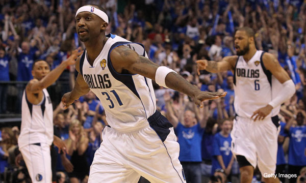Dallas shoots the lights out, goes up 3-2 in the NBA Finals