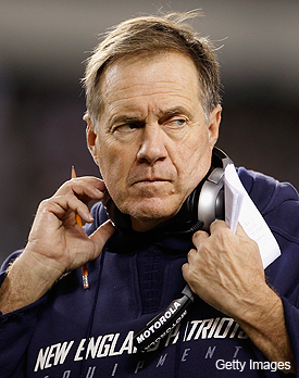 Belichick respects the Colts…and he's the only one