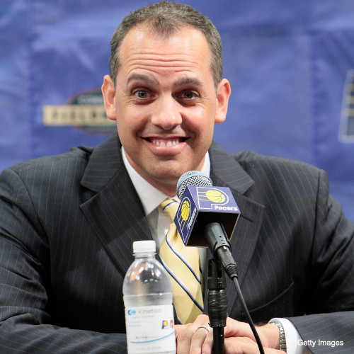 Create-a-Caption: Frank Vogel will smile you into submission
