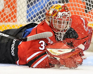 OHL: Two's company but not a crowded crease for Binnington, Stajcer