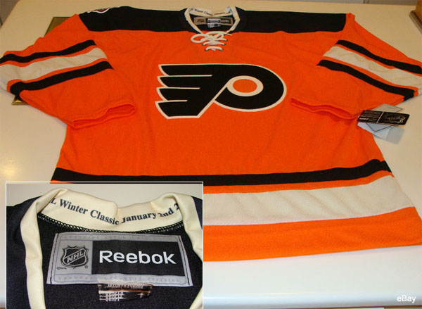 Has the Philadelphia Flyers Winter Classic jersey finally leaked?