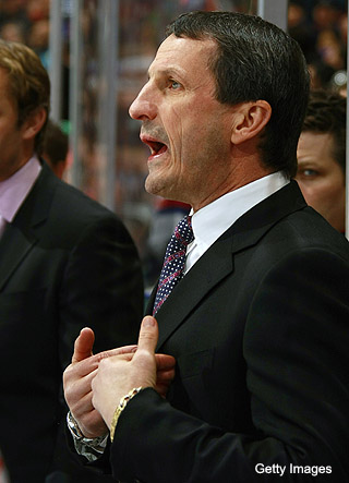 Guy Carbonneau and NJ Devils? Well of course that makes sense