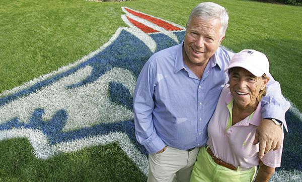 Myra Hiatt Kraft, wife of Patriots owner Robert Kraft, passes away