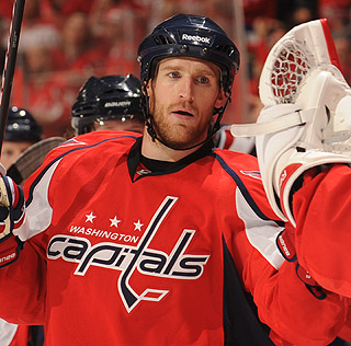 Brooks Laich: 6-year deal with Capitals 'was the only option'