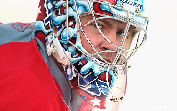 Puck Daddy chats with Semyon Varlamov about leaving Capitals, joining Avalanche over KHL and competing with Giguere
