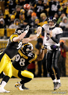 Baltimore Ravens vs Pittsburgh Steelers Live: Online TV Channels, Reports ...