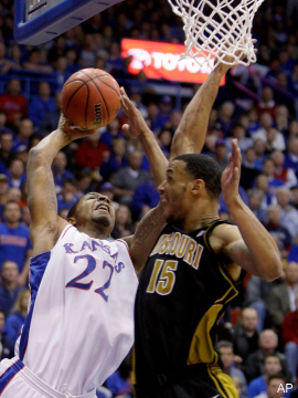 Bill Self threatens to end Border War if Mizzou leaves Big 12