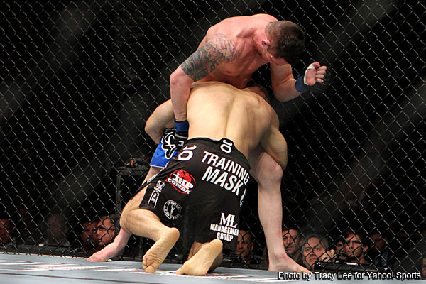 UFC 140 prelims: Hecht pulls off great comeback, Cholish and Bocek also winners