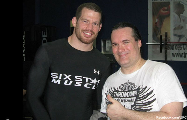 Marquardt not heading to Bellator as he fights off criticism from B.J. Penn