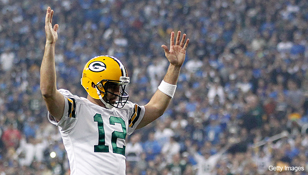 Brady and Warner agree: Aaron Rodgers&#8217; 2011 season could be the best ever