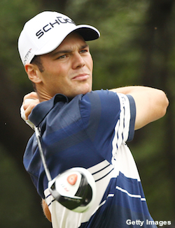 Martin Kaymer uses blistering back nine to win in China